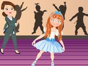 Dance Class Slacking