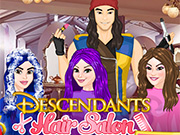 Descendants Hair Salon H5