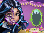 Descendants Wicked Makeover