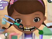 Doc McStuffins at the Dentist