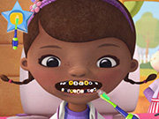 Doc McStuffins Dentist CheckUp