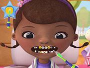 Doc McStuffins Dentist CheckUp