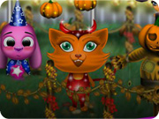 Doli Pumpkins and Friends