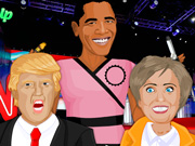 Donald Trump vs. Hillary Clinton