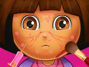Dora Face Infection