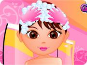 Dora Haircut