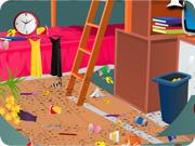 Dorm Room Clean Up