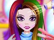 Draculaura's Sister Hairstyles