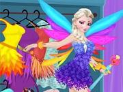 Elisa Fairy Dress up