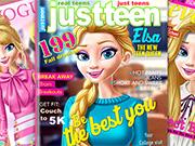 Ellie Cover Magazine
