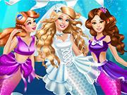 Ellie Mermaid Wedding