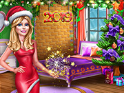 Ellie New Year Room Deco