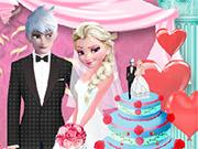 Elsa and Jack Wedding Prep