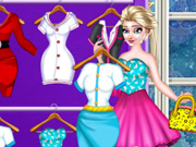 Elsa Closet Dress Up H5