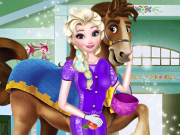 Elsa Equitation Contest 2