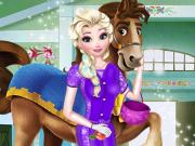 Elsa Equitation Contest