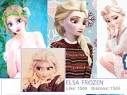 Elsa Fashion Blogger