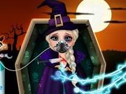 Elsa Halloween Emergency 2