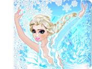 Elsa Ice Skating Dance