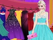 Elsa Spring Prom 2