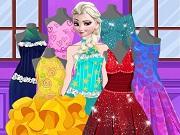 Elsa Valentine Dress Design