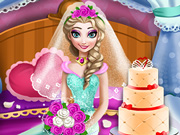 Elsa Wedding Honey Room