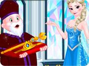 Elsa's Coronation Day