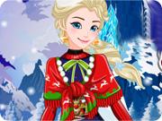 Elsa's Ugly Christmas Sweater
