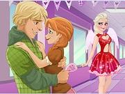Elsa' s Valentine Little Cupid