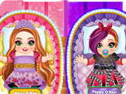 Ever After High Hair Babies