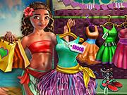 Exotic Princess Realife Shopping