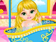 Fairytale Baby Rapunzel Caring
