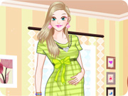 Fashion Expectant Mother