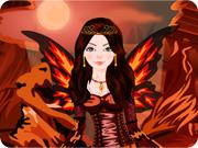 Fire Queen Dress Up