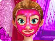Frozen Anna Natural Makeover