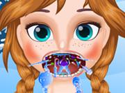 Frozen Anna Throat Care