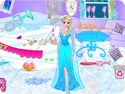Frozen Party Cleanup