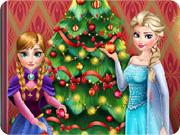 Frozen Perfect Christmas Tree