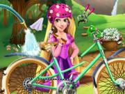 Girls Fix it: Rapunzel's Bicycle