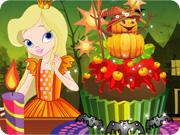 Halloween Cupcake Chef