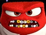 Inside Out Anger Dentist Visit