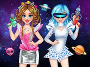 Intergalactic Fashion Show