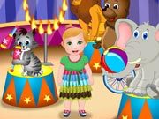 Juliet and Circus Animals