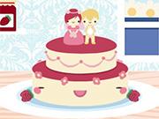Kawaii Wedding Cake