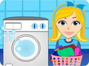 Laundry Girl