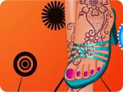 Leg Pedicure Spa