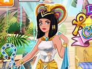 Legendary Fashion: Cleopatra