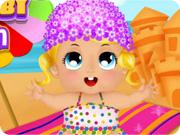 Little Baby Beach Fun