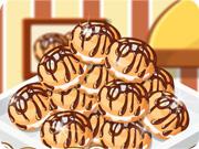Make Chocolate Profiteroles