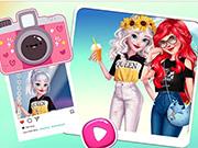 Mermaid and Eliza Online Stories Stars